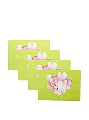 rockflowerpaper Set of 4 Dining Placemats (Dutch Tulip)