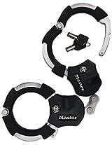 Master Lock 8200D Street Cuffs Lock, 12-inch