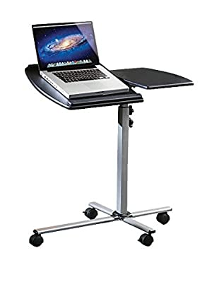 Office Ideas Schreibtisch Vittoria 5 braun/grau