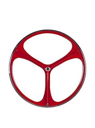 SCHIANO Fahrradrad Fixed 4215 rot