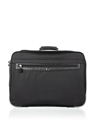 Braun Büffel Reisetasche Handgepäck (Schwarz)