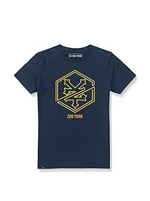 Zoo York T-Shirt Manica Corta Auburn