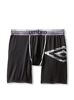 Umbro Men's Digi Stripe Logo Boxer Brief