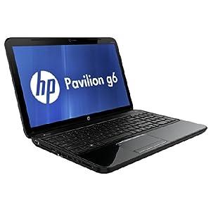 "HP Pavilion G6-2103TU 15.6"" Laptop-Black"