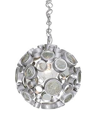 Varaluz Fascination 1-Light Orb Pendant, Nevada