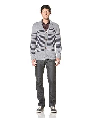 Zanerobe Men's Stanton Sweater (Light Grey)