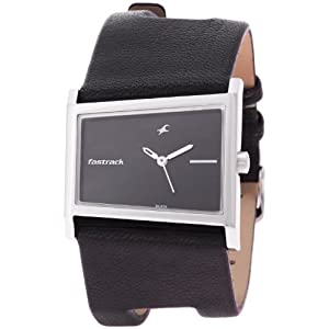 Fastrack Midnight Party Analog Black Dial Women's Watch - 6073SL01