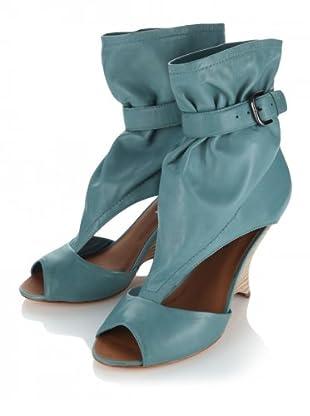 Apepazza Keil-Stiefelette Giacarta (Aquamarin)