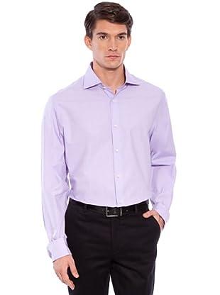 Hackett Camisa Clásica (Lila)