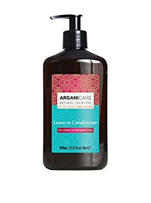 ARGANICARE Balsamo Capelli Senza Risciacquo For Colored & Highlighted Hair 400 ml