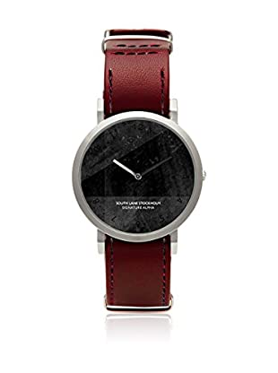 South Lane Reloj de cuarzo Unisex South Lane Signature Alpha Red 40 mm