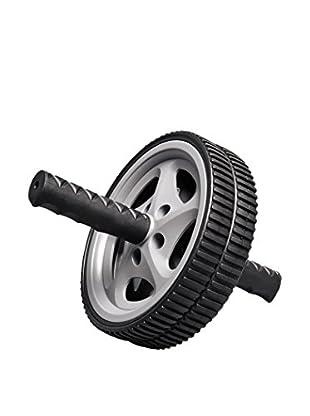Best Fitness Ab Wheel, Black/Grey