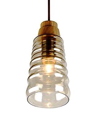 Lámpara Swerm 1 Madera Haya