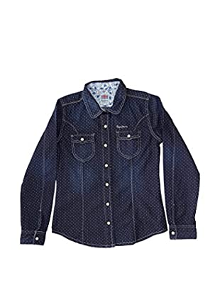 Pepe Jeans London Camisa Vaquera Dotty