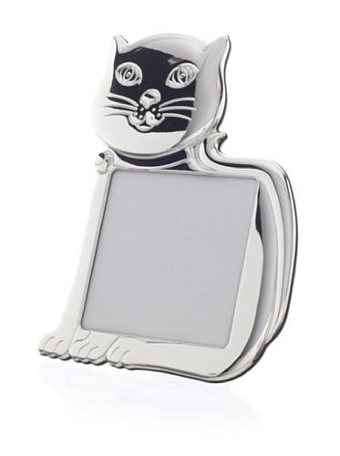 Cunill Barcelona Kitten Square Frame (Silver)