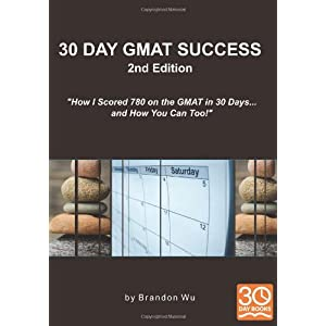 30 Day GMAT Success 2nd Edition
