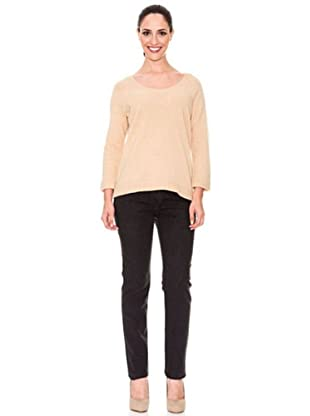 Cortefiel Slim Fit Jeans (Schwarz)