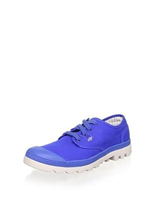 Palladium Men's Pampa Oxford Lite Sneaker (Blue/Vapor)