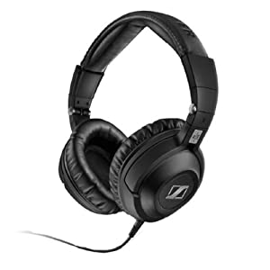 Sennheiser PX 360 Collapsible Wired Over-Ear Headphone (Black)