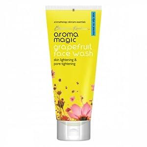 Aroma Magic Grapefruit Facewash, 100ml (Pack of 3)