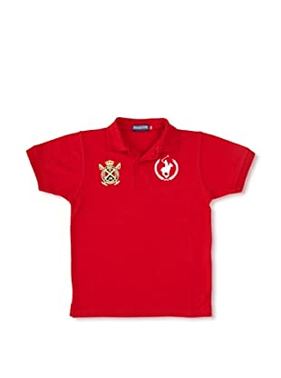 Polo Club Polo Massachusetts (Rojo)