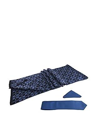 Giorgio Di Mare Set Schal + Krawatte + Einstecktuch