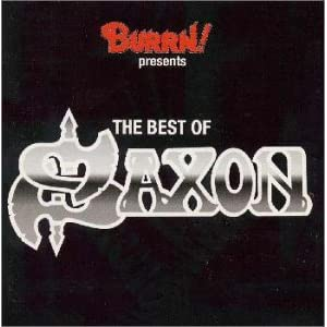 Burrn! Presents The Best Of Saxon