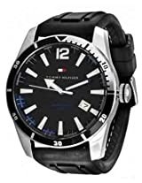 Tommy Hilfiger Analog Black Dial Men's Watch - NTH1790779J