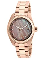 Invicta Women's 20353 Specialty Analog Display Quartz Rose Gold Watch