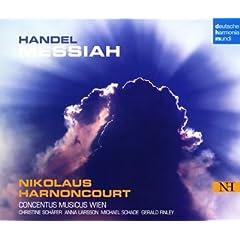 アーノンクール指揮 ヘンデル:メサイア(全曲) [Hybrid SACD] の商品写真
