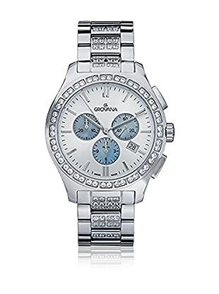 Grovana Reloj de cuarzo Unisex 2096.9735 42 mm