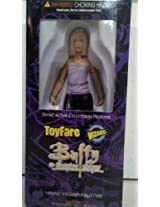 Buffy Toyfare Exclusive Short Hair Buffy Boxed Figure