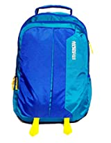 American Tourister Laptop Backpack - Buzz 06 -Ocean