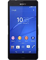 Sony Xperia Z3 Compact D5803 - Black