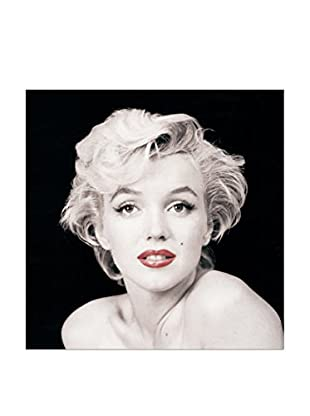 ARTOPWEB Panel Decorativo Marilyn Monroe(Red Lips) 27x27 cm