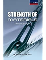 Strength of Materials (Oxford Higher Education)