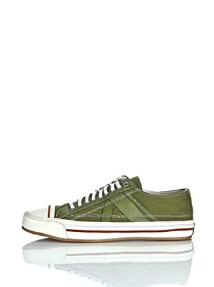 PF Flyers Sneakers Number 5 (Verde)