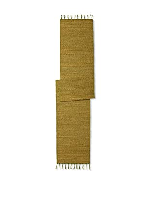 Matahari Vetiver Runner, Moss Green