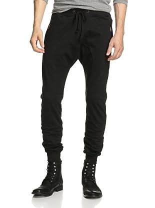 American Stitch Men's Knit Pants (Black)