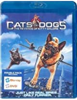 Cats & Dogs-The Revenge Of Kitty Galore (1 BRD + 1 DVD)