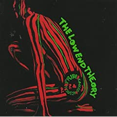 【クリックでお店のこの商品のページへ】A Tribe Called Quest : Low End Theory - 音楽
