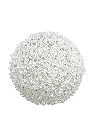 Teters Floral Products Large Pearl Glitter Ball