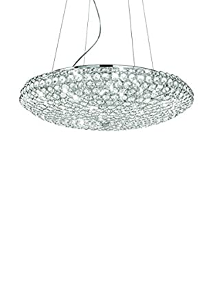 Evergreen Lights Pendelleuchte KING SP12 chrom