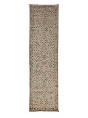 Darya Rugs Khotan Oriental Rug, Ivory, 2' 10