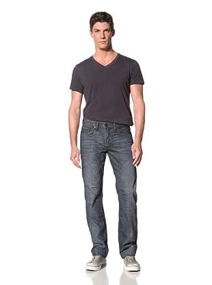 Kasil Workshop Men's Davidson Straight Fit Jeans (Free Livin)
