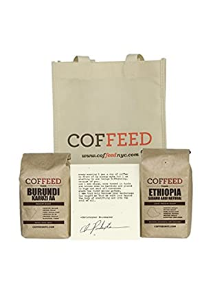 COFFEED Beans of Africa Package