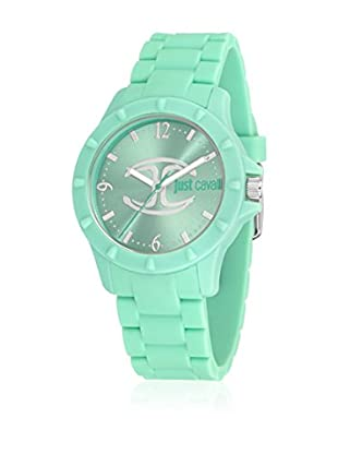 Just Cavalli Orologio al Quarzo Woman Jc-Juyce 3H Verde 40 mm