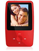 Ematic EMS004RD eSport Clip MP3 Video Player with Video Recorder