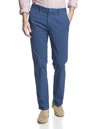 GANT Rugger Men's Summer Chino Pant (Deep Cobalt Blue)