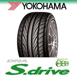 【クリックで詳細表示】YOKOHAMA(ヨコハマ) DNA S.drive ES03 215/35R18 84W RF: 車&バイク